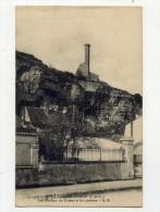 CP , 37 , ROCHECORBON , Les Rochers Du Coteau Et La Lanterne - Rochecorbon