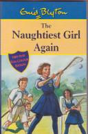 THE NAUGHTIEST GIRL AGAIN   Enid BLYTON - Enfants