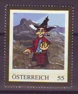 055: Sagen Aus Österreich, Venedigermännlein- Bergbau- Personalisierte Marke In Kleinauflage ** - Geologie