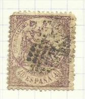 Espagne N°146 Cote 10 Euros - Usados