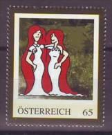 055: Sagen Aus Österreich, Salige Frauen (Hexen)- Personalisierte Marke In Kleinauflage ** - Märchen, Sagen & Legenden