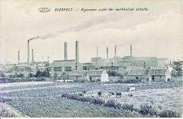 Overpelt Algemeen Zicht Op De Werkhuizen Schulte - Overpelt
