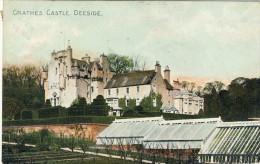 CRATHES CASTLE, DEESIDE - 2 Scans - Kincardineshire