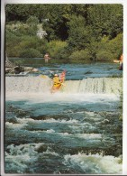 SPORT : CANOE KAYAC - Parc Naturel Du Haut Languedoc 34 : Descente De L'Orb - CPSM CPM GF - - Cartes Postales