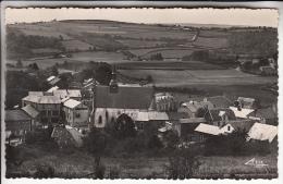 MOUX 58 - Vue Générale - CPSM Dentelée PF Noir Blanc - Nièvre - France