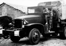 147 >> PHOTO ALGERIE >> 3ème Régiment De Parachustistes Année 1957-58 - Veicoli