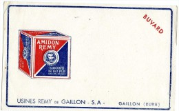 BUVARD BUVARDS AMIDON REMY USINES REMY DE GAILLON EURE - Wash & Clean