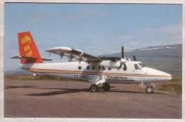 Flugfelag Nordurlands , DHC - 6 - 300 , TF-JMD C/n 475 At Akureyri/1989 - 1946-....: Modern Era