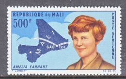 MALI  C 45  **  AMELIA  EARHART - Mali (1959-...)