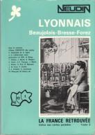 CATALOGUE NEUDIN LYONNAIS BRESSE FOREZ Année 1982 Trés Bon état Voir Scans - Livres