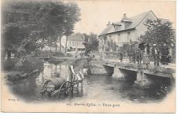 MARTIN EGLISE - Vieux Pont - France