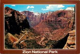 CPSM Zion National Park  L1644 - Zion