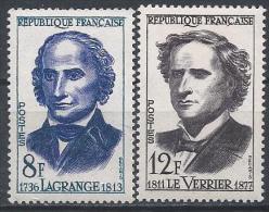 France N°1146-1147 * Neuf - Frankreich