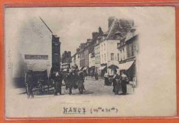 Carte Postale 54. Nancy Trés Beau Plan - Nancy