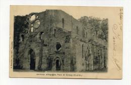 CP , 78 , VAUX-de-CERNAY , L'Ancienne Abbaye - Vaux De Cernay