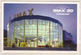 Museum Sinsheim , Eingang Zum Museum Und Zum IMAX 3D Filmtheater - Sinsheim