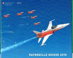 Patrouille Suisse 2010 - Non Classificati