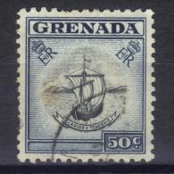 W629 - GRENADA 1951 , 50p. Yvert N. 152 - Grenada (...-1974)