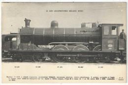 Les Locomotives Belges - Etat - Fleury FF 18 - Machine N° 3203 - Matériel