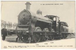 Les Locomotives Belges - Etat - Fleury FF 15 - Machine N° 3044 - Matériel