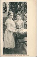 PRINCESSE Maria Et Ludwig Ferdinand PRINZESSIN Maria Und Ludwig Ferdinand - Royal Families