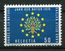 Suisse 1970 - N° 867 - Année De La Nature - Neuf ** - Ungebraucht