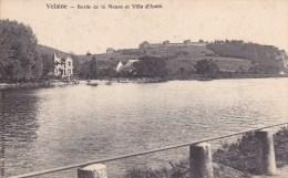 Velaine  -  Bords de la Meuse et Villa d'Ami�