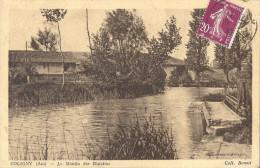 CPA Coligny - Le Moulins Des Matefins - France