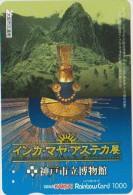 COUNTRY RELATED - JAPAN - MACHU PICHU,PERU - KANSAI