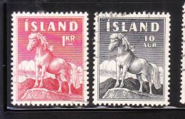 Iceland 1958 Icelandic Pony Used - 1944-... Repubblica