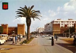 Rabat, Morocco Maroc Postcard - Rabat