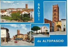 Saluti Da Altopascio Banca Toscana  Edit Pagano Genova - Italie