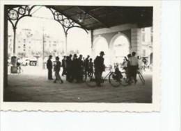 Verbano-Cusio-Ossola  Verbania INTRA MARKET  MERCADO  LAGO MAGGIORE  FOTOGRAFIA  PEQUEÑA POSTAL  CIRCA 1930  OHL - Italie