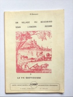 Un Village Du Beauvaisis Sous L´Ancien Régime. R Samson - Picardie - Nord-Pas-de-Calais