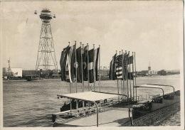 Exposition Internationale De L' Eau 1939 Embarcadere Sur La Meuse Edit G. Sentroul Arch. Ivon Falise, Carlier - Liege