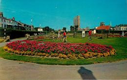 Royaume-Uni - Angleterre - Sussex - Waterloo Square Gardens - Bognor Regis - Semi Moderne Petit Format - état - Bognor Regis