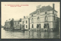 TRENTEMOULT LES NANTES - LES INONDATIONS - Décembre 1910 - Le Quai - Francia