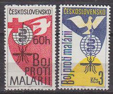PGL CB344 - TCHECOSLOVAQUIE Yv N°1223/24 ** - Cecoslovacchia