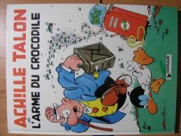 BD DARGAUD EDITEUR 1980 - GREG - ACHILLE TALON ET L'ARME DU CROCODILE - OCCASION BON ETAT - Spirou Et Fantasio