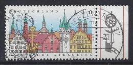 Germany 1997   1000 Jahre Straubing  (o) Mi.1910 I - [7] Federal Republic