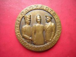MEDAILLE BRONZE 1982 GADZARTS FRATERNITEC'ESTLA NOTRE DEVISE  SOCIETE DES INGENIEURS ARTS Et METIERS FONDEE EN 1846 - Professionnels / De Société