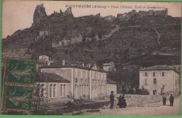07 ROCHEMAURE - Vieux Chateau, école Et Gendarmerie - Rochemaure