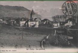 CULLY - Vue Générale - VD Vaud