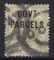 Great Britain Scott # O36 Used Fine - Officials