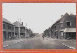 Carte Postale 62. Courrières Rue Pasteur  Trés Beau Plan - France