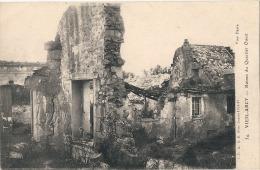 Vieil Arcy Ruines Du Quartier Ouest écrite TTB - France