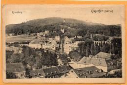 Klagenfurt 1912 Postcard - Klagenfurt