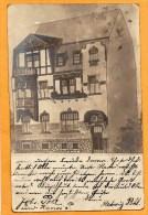 Idar 1907 Real Photo Postcard - Idar Oberstein