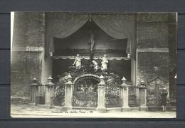 OOSTENDE: La Vieille Tour,  Niet Gelopen Postkaart  (GA13080) - Oostende