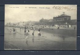 OOSTENDE: Chalet Plage,  Niet Gelopen Postkaart  (GA13143) - Oostende
